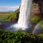iceland waterfall photography