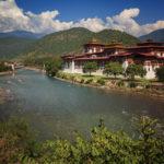 Fort in Bhutan