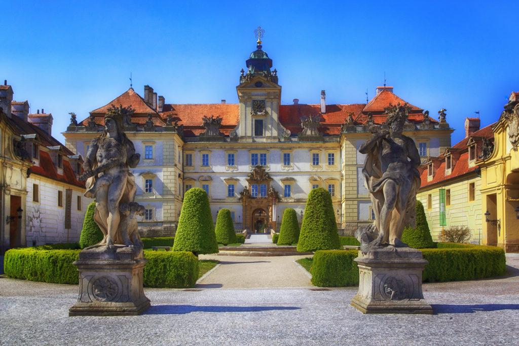Zamek Chateau Valtice