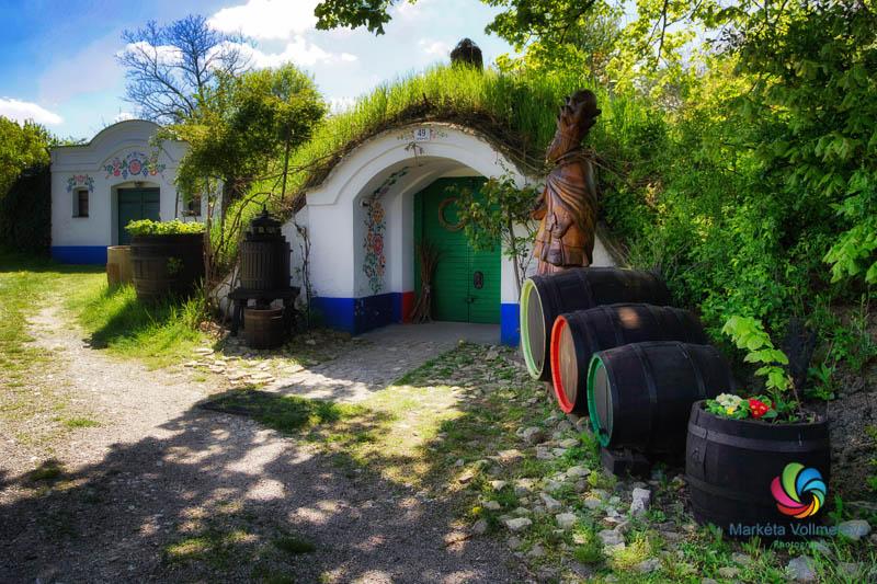 Wine cellars South Moravia